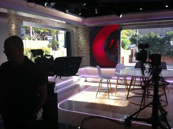 AEQ USA - RESHET TV ISRAEL SELECTS CROSSNET AS ITS INTERCOM SYSTEM
